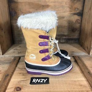 Sorel Waterproof Warm Lined Boot